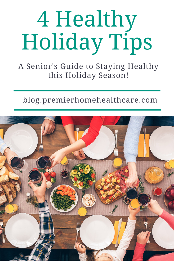 4 Healthy Eating Tips for the Holidays (With images