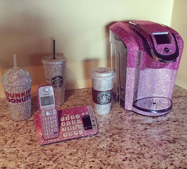 I Kind Of Want To Do This To My Keurig For The Home