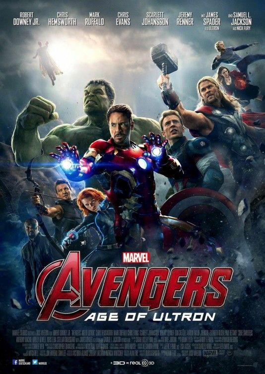Avengers Age Of Ultron Movie Poster 12 Avengers Age Ultron Movie Avengers Movies
