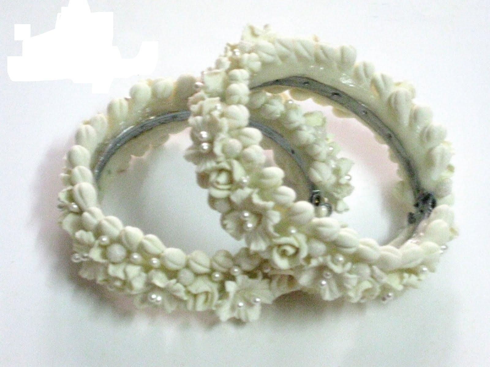 Jasmine Flower Bracelet In Pakistan Mostly Worn By Newly Wed Brides