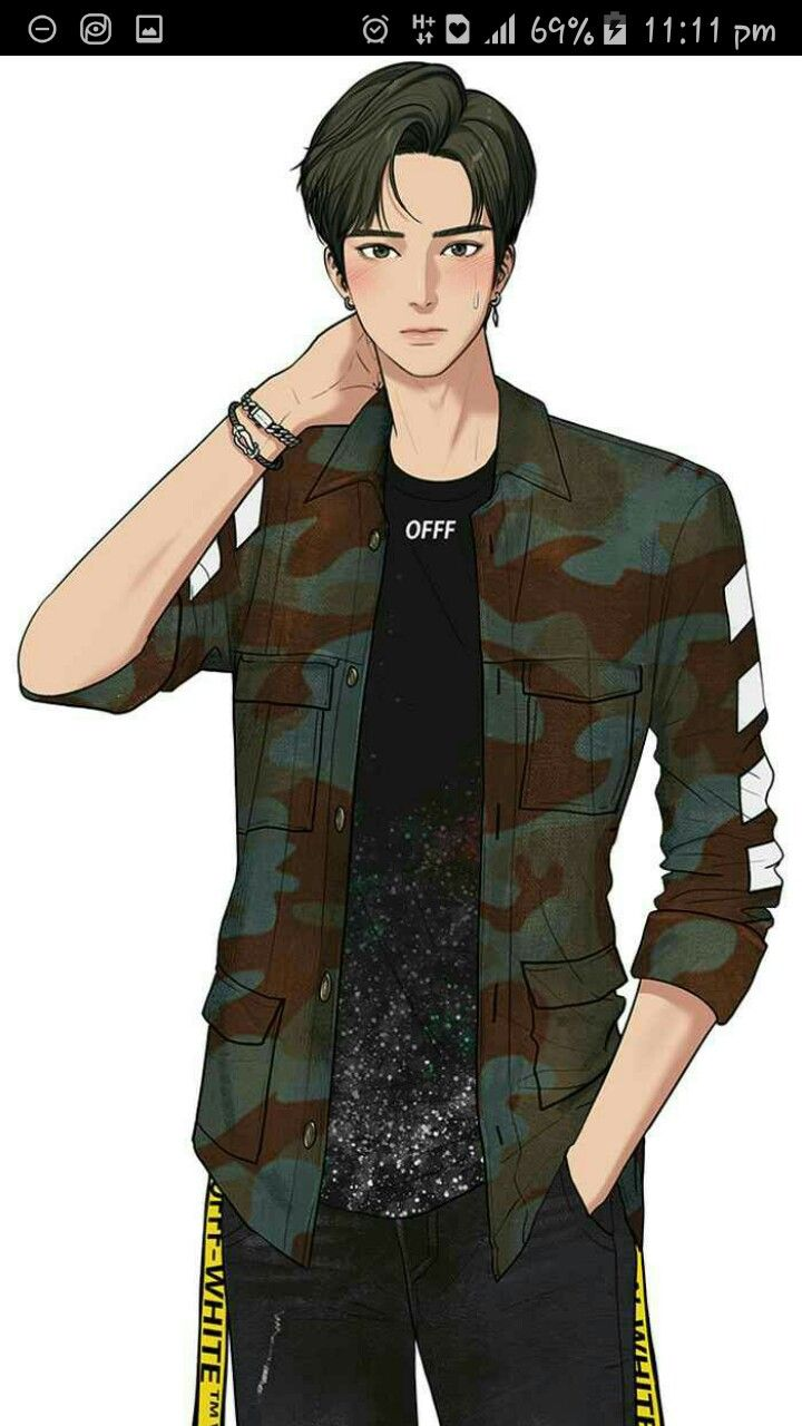 Suho yang malumalu tapi ganteng Anime cowok ganteng