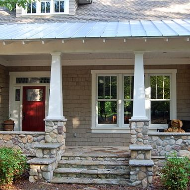 Rock Porch Design Ideas Pictures Remodel And Decor Porch