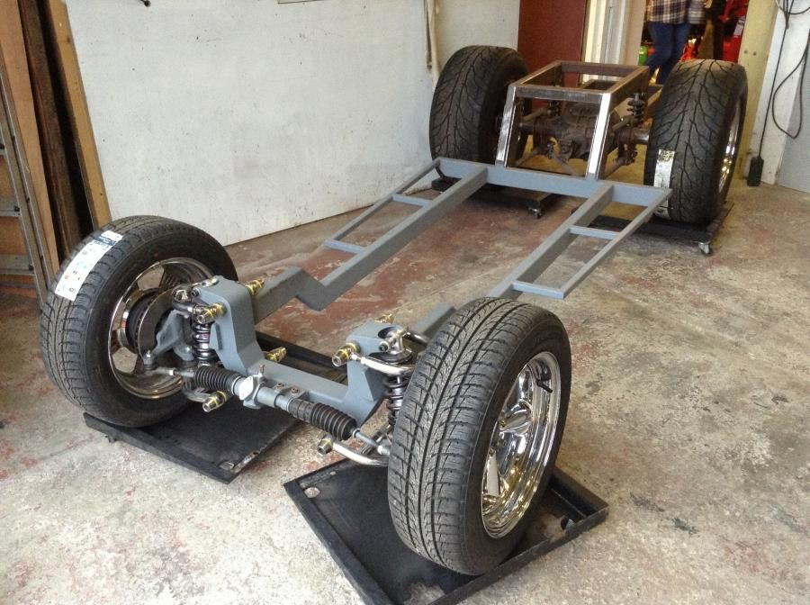 chassis build - Google Search | Rat Rod | Pinterest