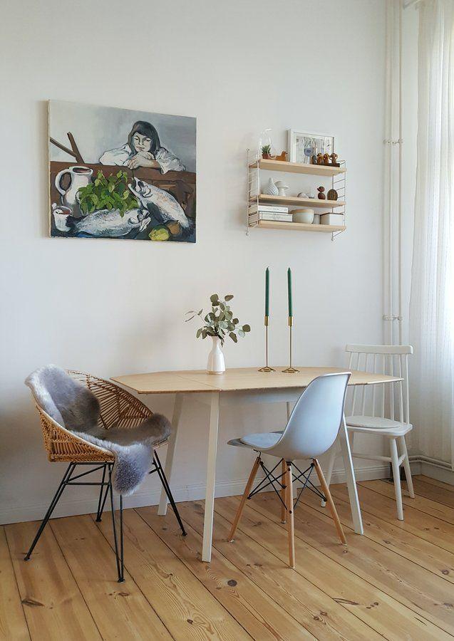 Fische | SoLebIch.de Foto: Pixi87 #solebich #esszimmer #ideen # Wandgestaltung