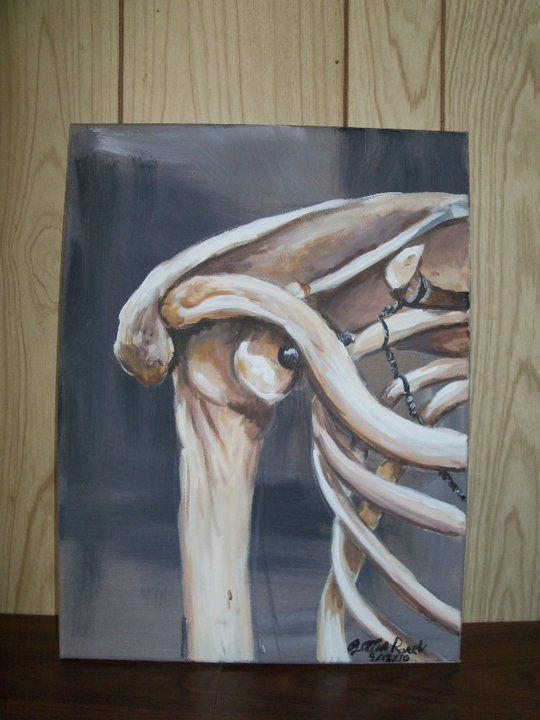 skeletal study | ART | Pinterest | Anatomía y Arte