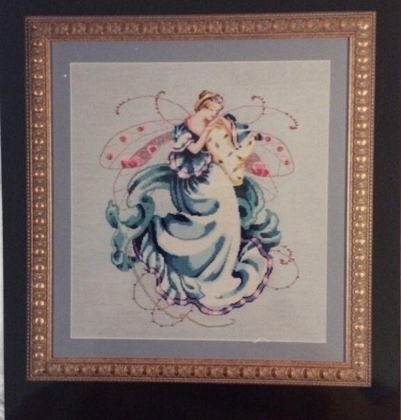 New Mirabilia Enchanted Dreamer Cross Stitch Chart Pattern Nora Corbett OOP1999 | eBay