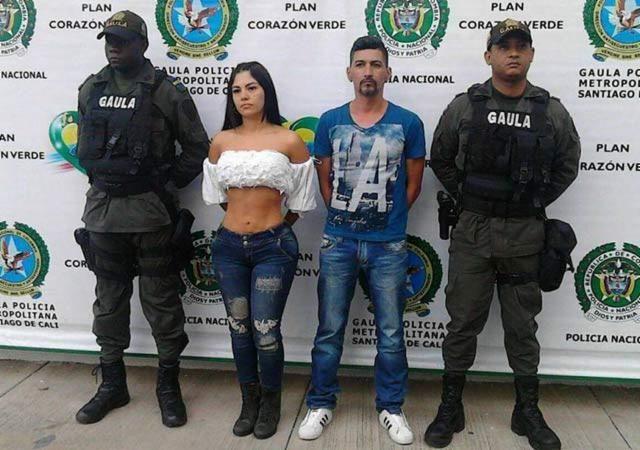 #DESTACADAS:  Detienen a conductora colombiana por secuestro y asesinato - Uno TV Noticias
