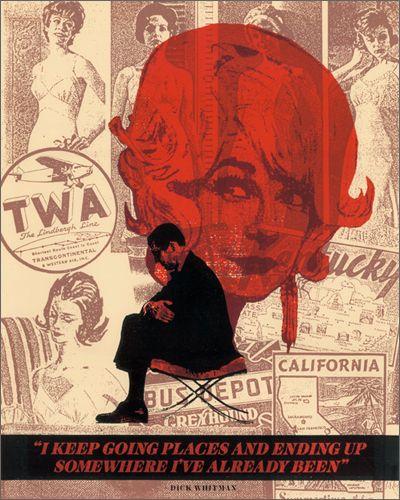 Poster de Mad Men por Print Mafia
