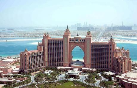 Atlantis Hotel Bahamas Actually Dubai But The One In Looks Same