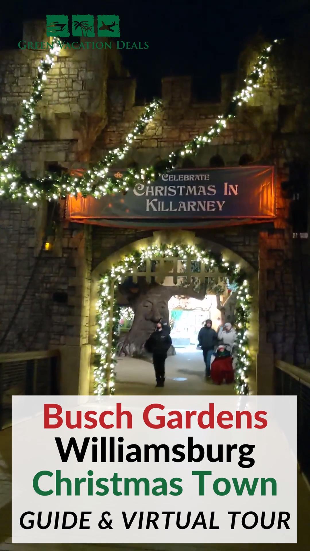 4199dbfc98f0b15af193633ce642ee73 - Busch Gardens Williamsburg Christmas Town Discount Tickets 2019