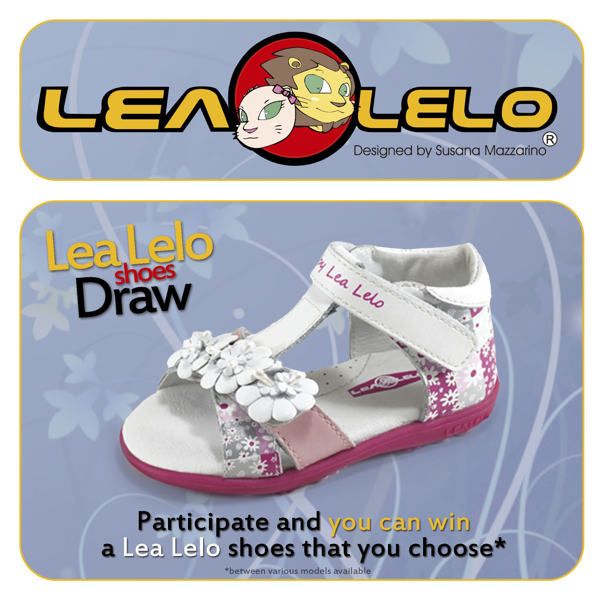 Who wants a Lea Lelo shoes for free?