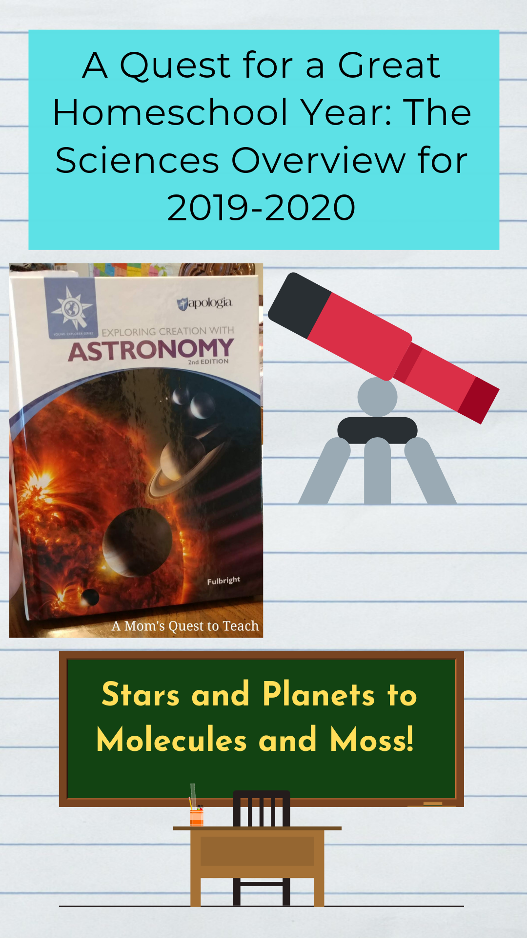 A Quest For A Great Homeschool Year The Sciences Overview