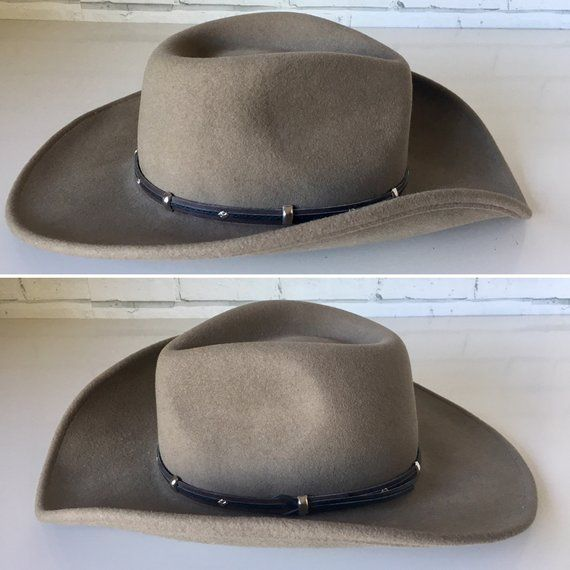 78ecd8dc4 Vintage Bailey Wool Felt Cowboy Hat in 2019 | Products | Felt cowboy ...