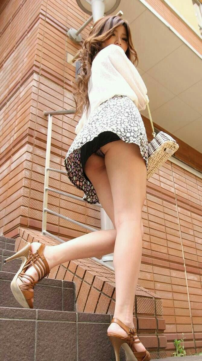 Asian Legs And Heels