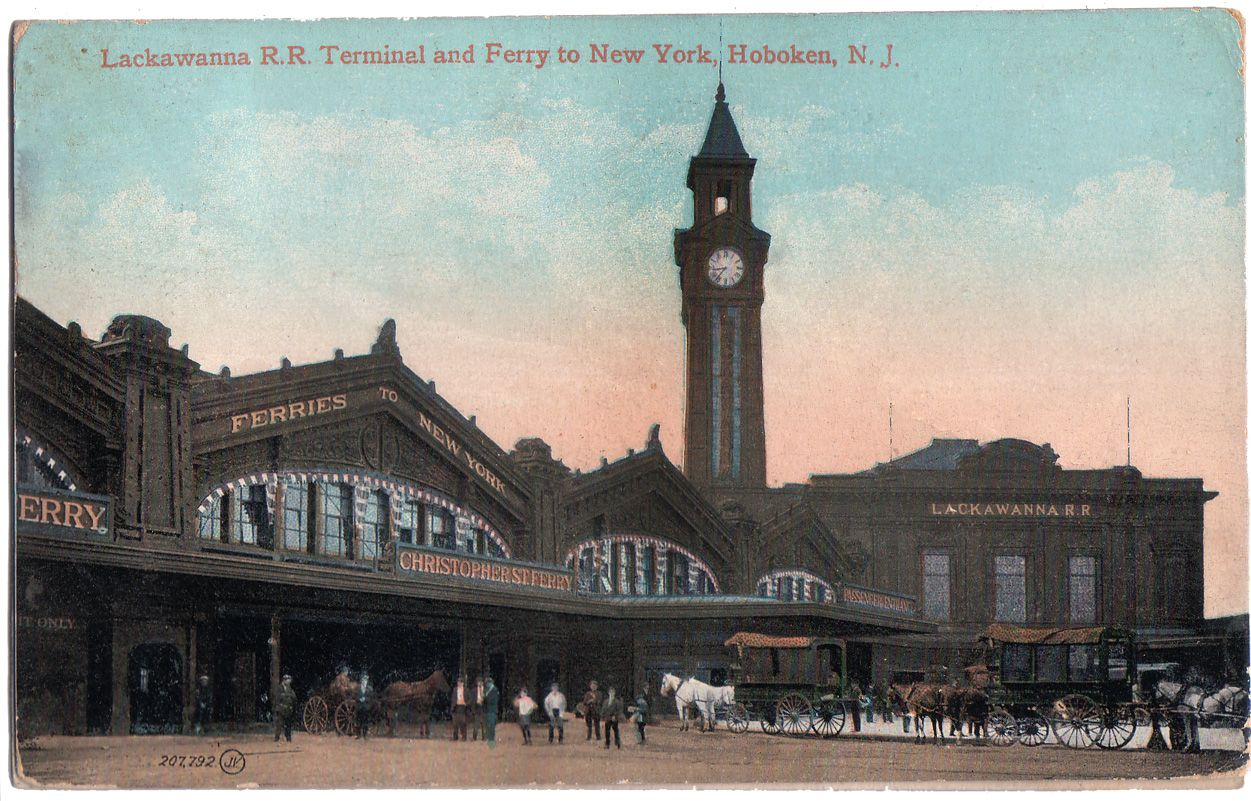 Found On Bing From Readtiger Com Hoboken Ferry Building San Francisco History Photos