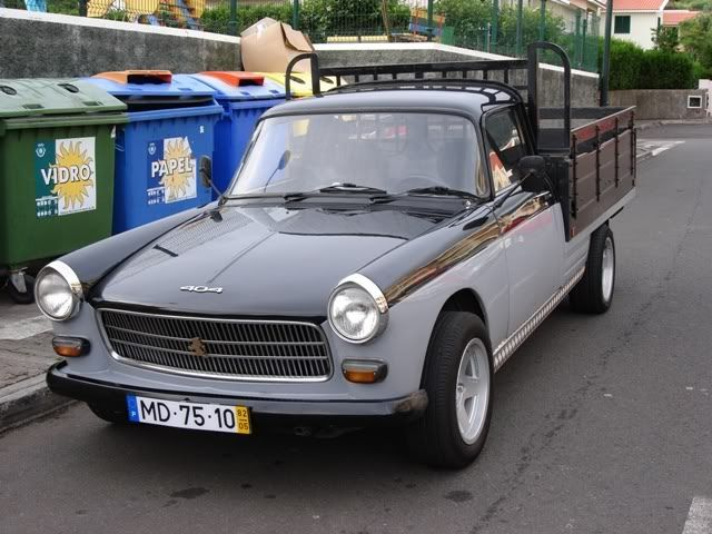 Peugeot 404 Pickup Voiture Peugeot Voitures Retro Voiture