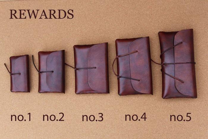 ORI Every Day Carry Leather Pouch by Bogdan Isopescu — Kickstarter
