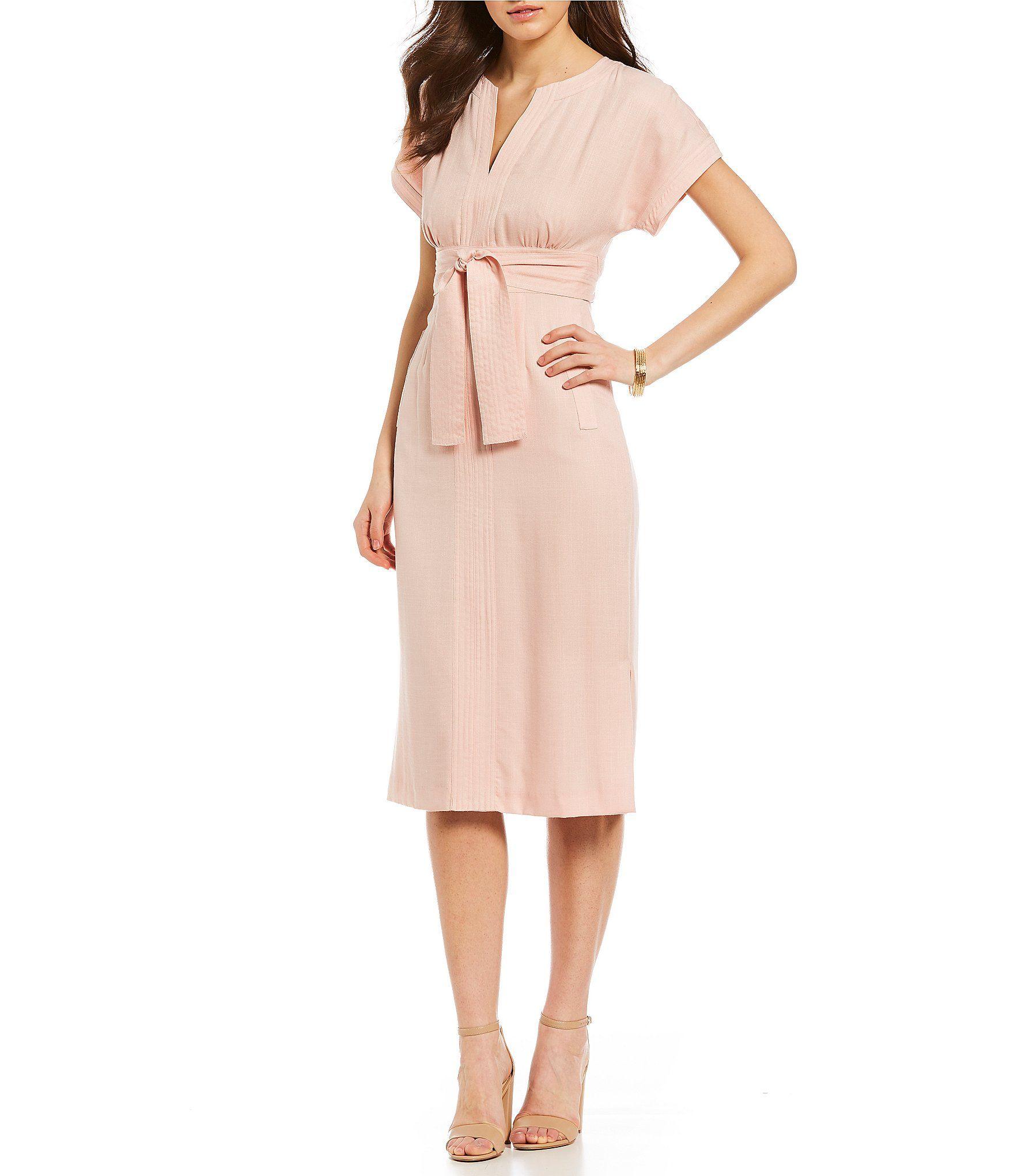 5dea6165438 Shop for Cremieux Rosalie Bow Tie Front Midi Dress at Dillards.com. Visit  Dillards.com to find clothing