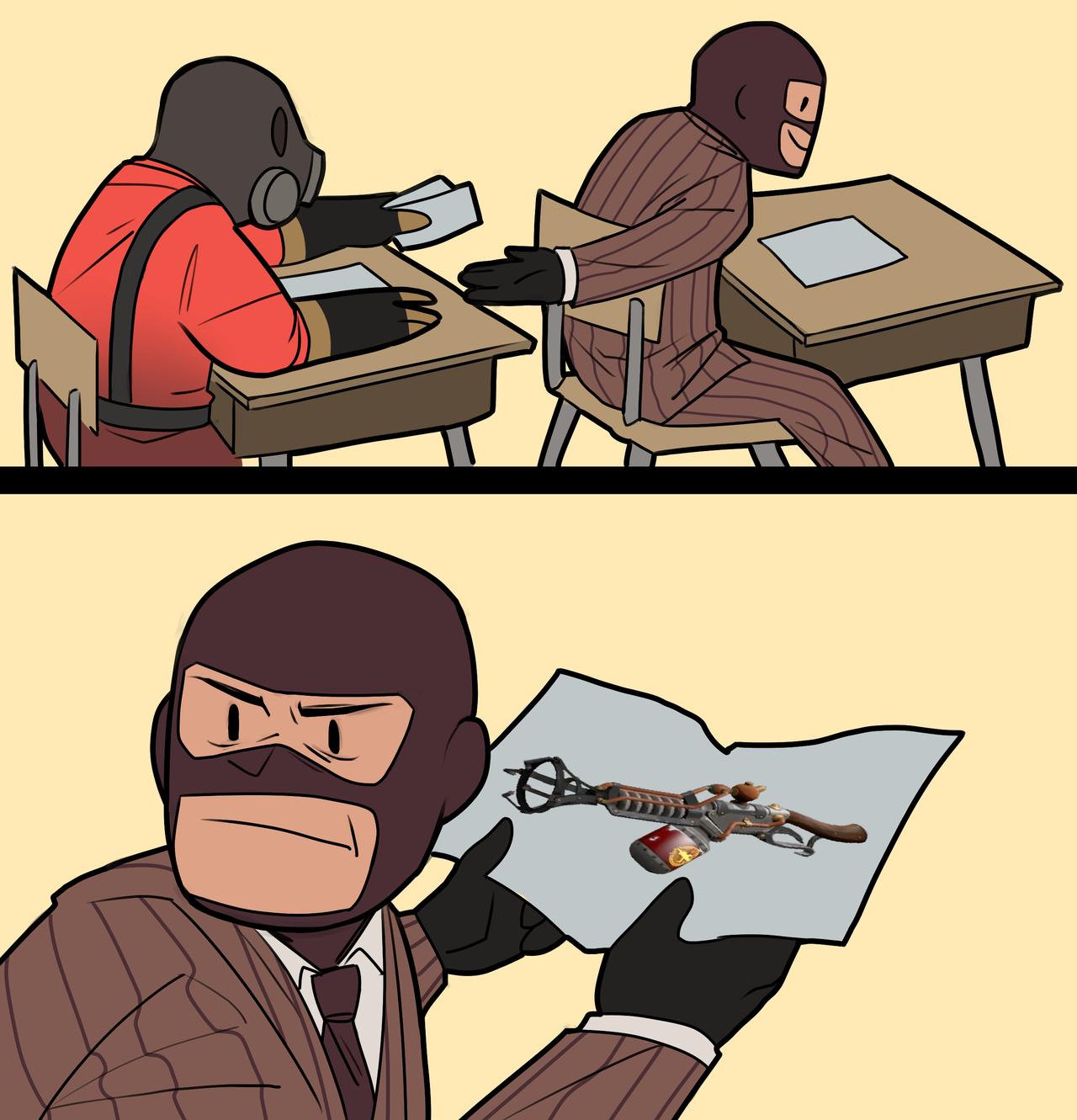 Nice Guy Meme Template
