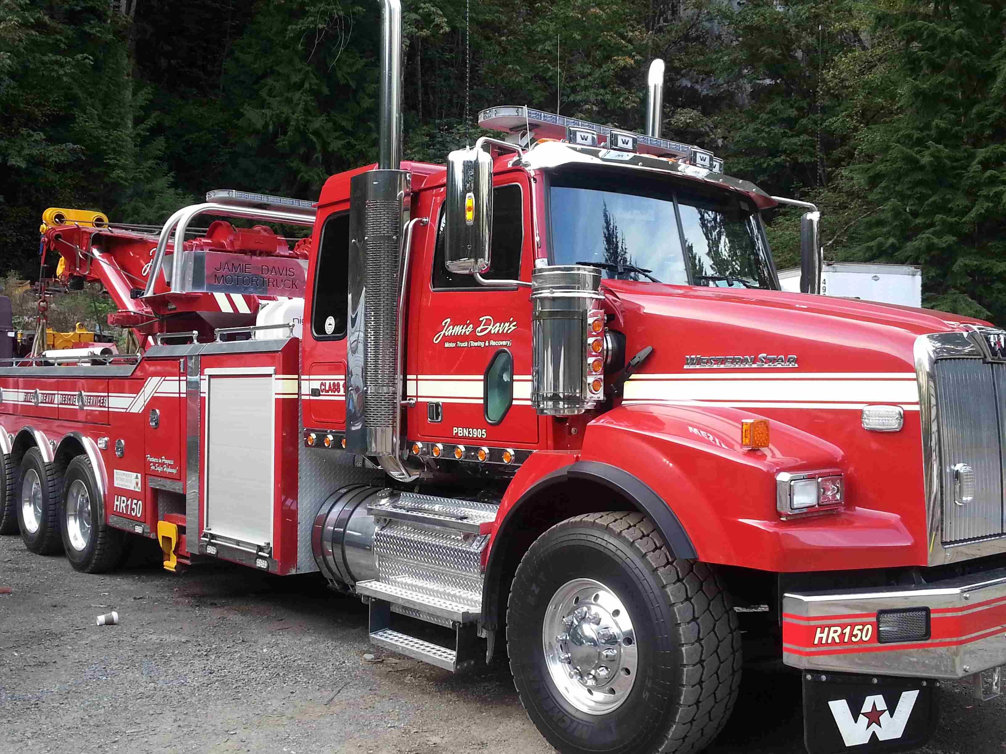 Tow Truck Ottawa >> Jamie Davis Towing September 2013 Ottawa Canada