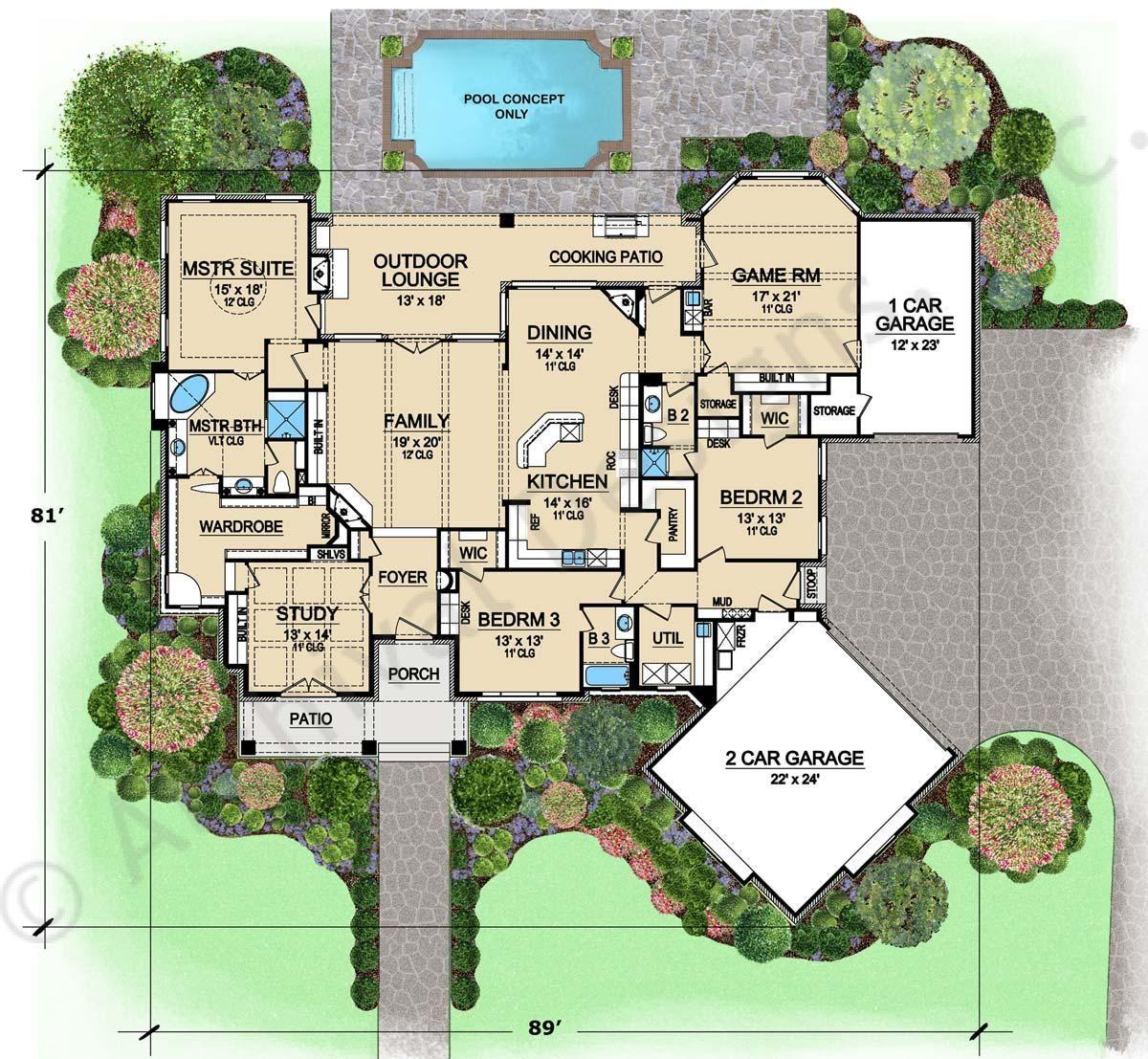 Aspen House Plan Aspen House House Plans House Floor Plans