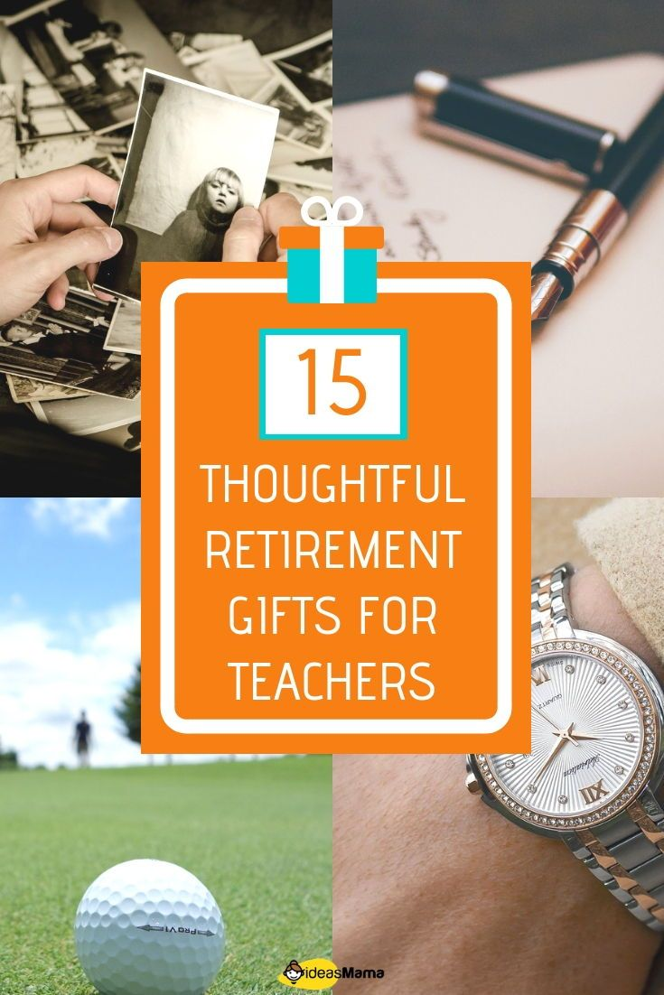 15 thoughtful retirement gifts for teachers retirement