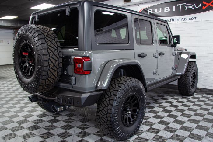 2019 Jeep Wrangler Rubicon Unlimited Jl Sting Gray Jeep Wrangler