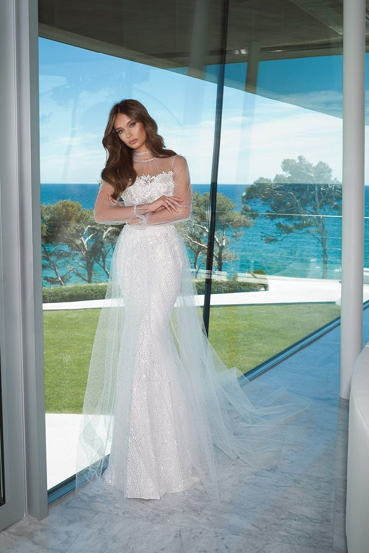 Crystal design couture ucthe icon wedding dressesud gown