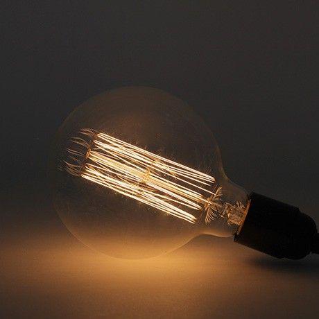 E27 Edison Lampe Gross Von Danlamp Monoqi Avec Images Bulbes