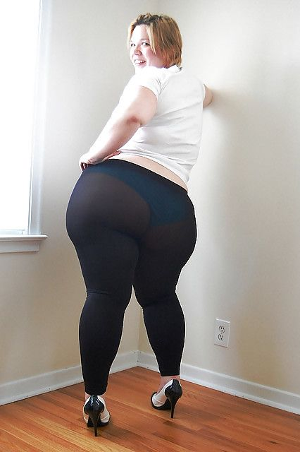 Chubby booty pics