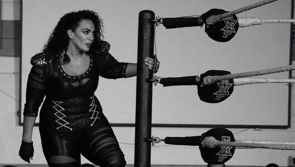 Nia Jax - Plus Size Wrestler  All Things Wwe  Nia Jax -5495