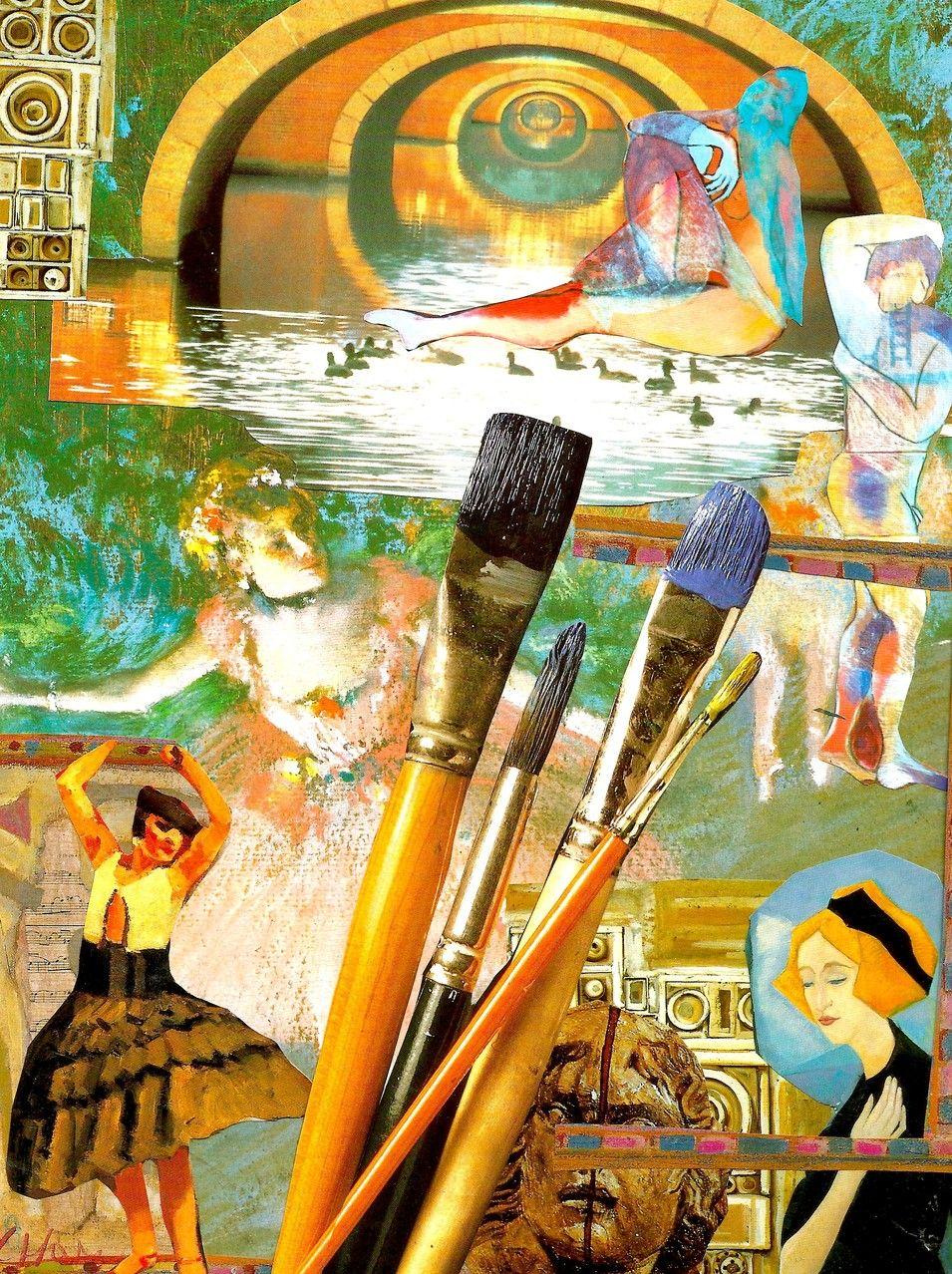 Expressive art online the art of emotional