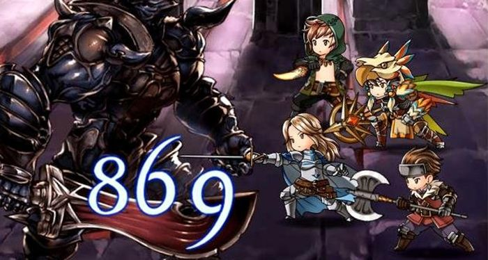 Game Character Design Apps : The current status of granblue fantasy steparus gaming apps