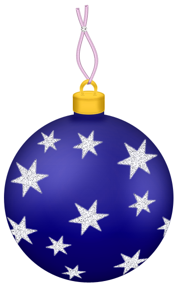 Transparent Blue Christmas Ball With Stars Ornament Blue Christmas Ornaments Blue Christmas Christmas Balls
