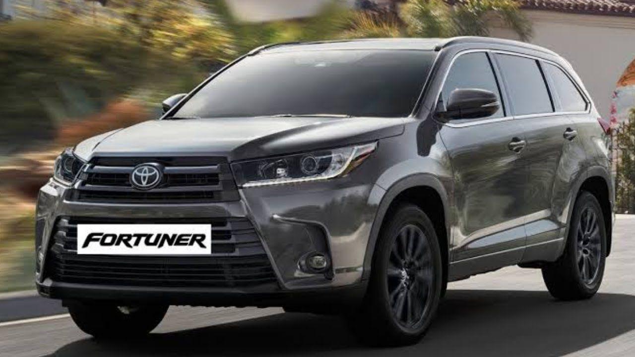 2021 Next Gentoyota Fortuner Innova Facelift Based On Toyota Highlander Interior Features Youtube Toyota New Car Toyota Innova New Cars