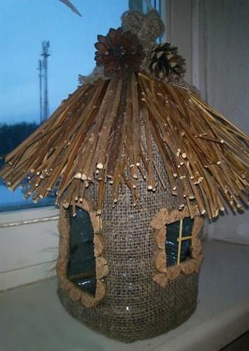 How to recycle plastic bottles for bird feeders creative for Creative recycling projects