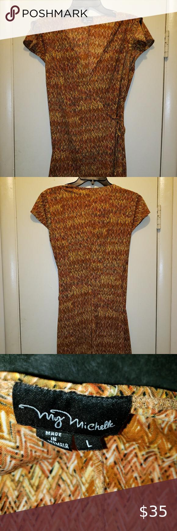 Vintage Wrape Dress Vintage Wrap Dress Clothes Design Dresses [ 1740 x 580 Pixel ]