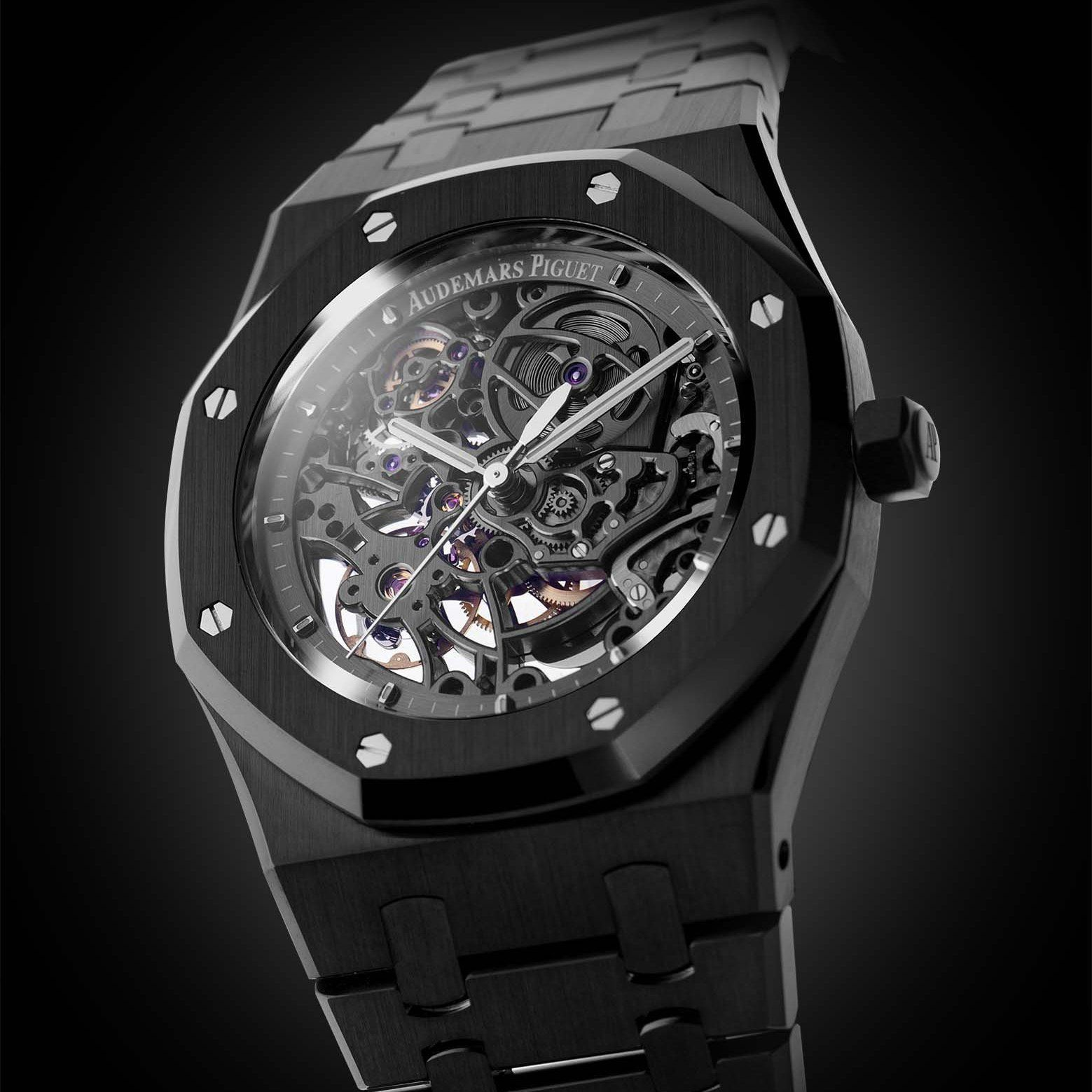 "Audemars Piguet Royal Oak ""Openworks"" ""Classic Series"" by MAD"