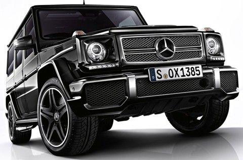 2012 Mercedes Benz G Class Up Close In The Studio Aa Dengan