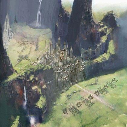 게임원화 파이널판타지14 온라인 Final Fantasy XIV 컨셉아트로 먼저 ...