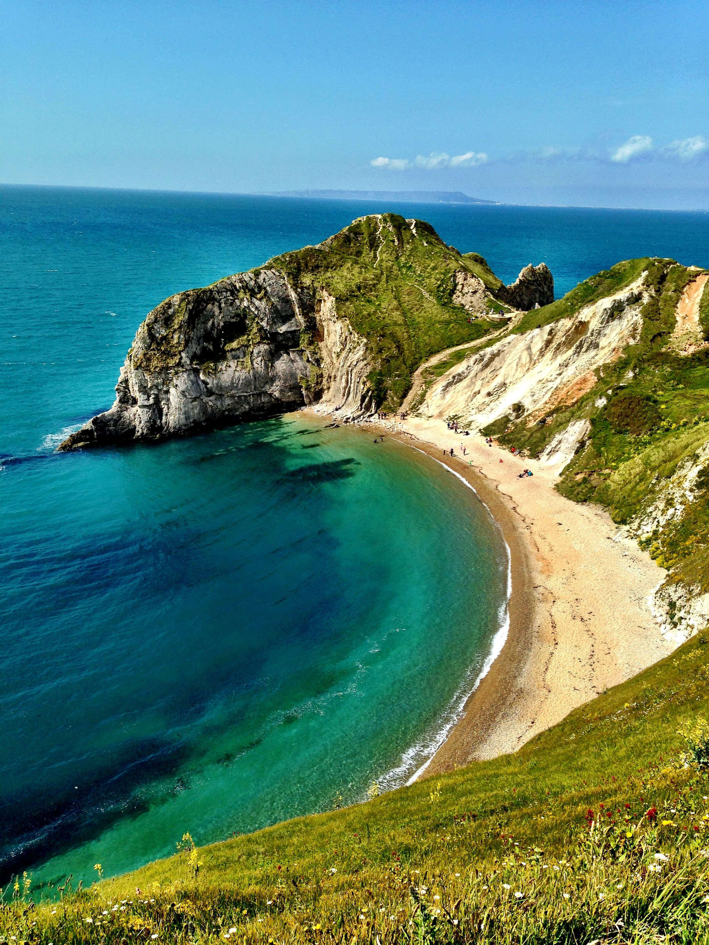 Man of War Bay Durdle Door Dorset England Discover Purbeck & Goign over to Lulworth Cove and Durdle door at the weekend ... pezcame.com