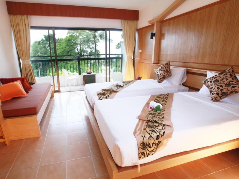 Patong Lodge Hotel Phuket, Thailand