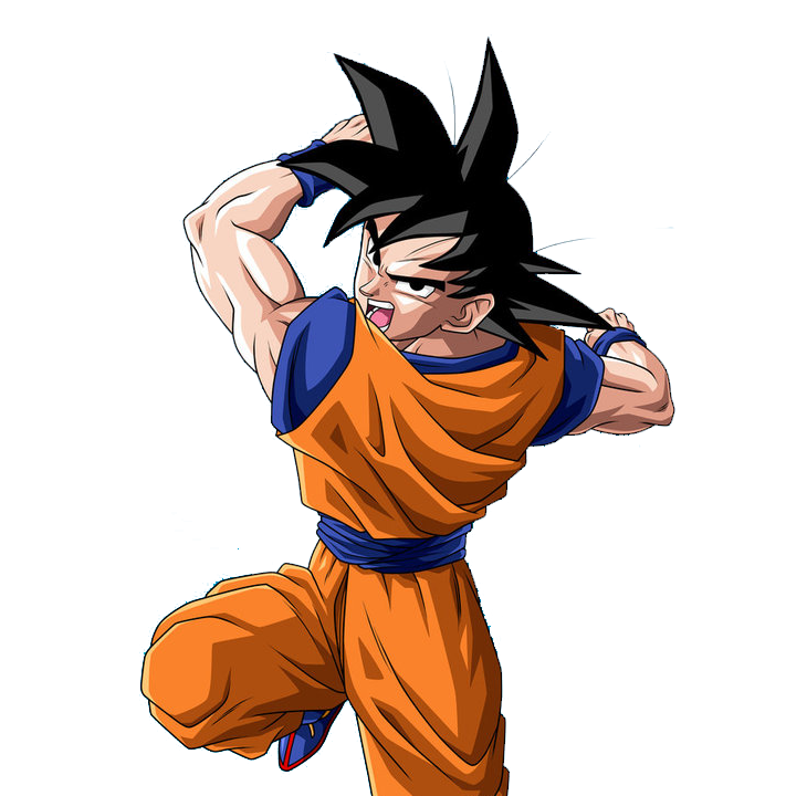 Transformaciones De Goku - Taringa!