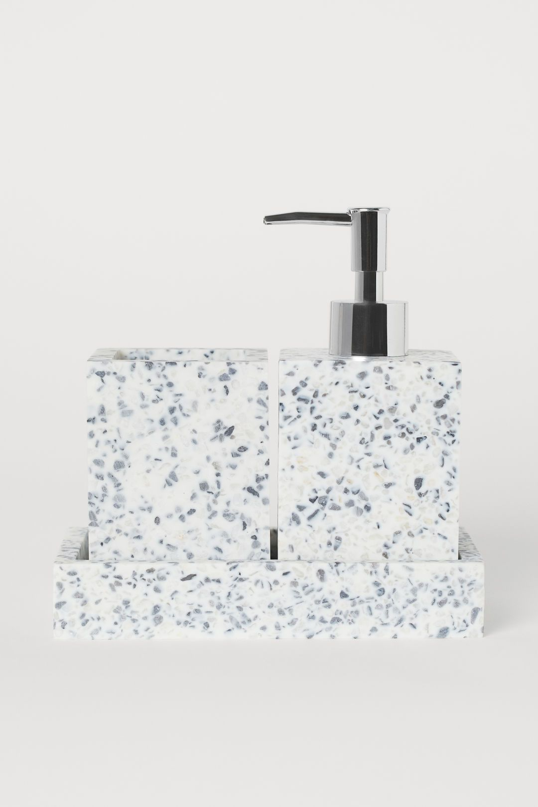 This Designer Home Pattern Is The New Polka Dot Soap Dispenser Bathroom Design Small Small Bathroom Design