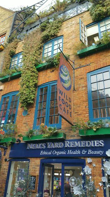 Les Petites M: Neal's Yard, le village caché de Covent Garden