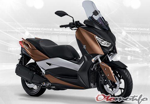 Harga Yamaha Xmax 250 2020 Spesifikasi Warna Terbaru Motor
