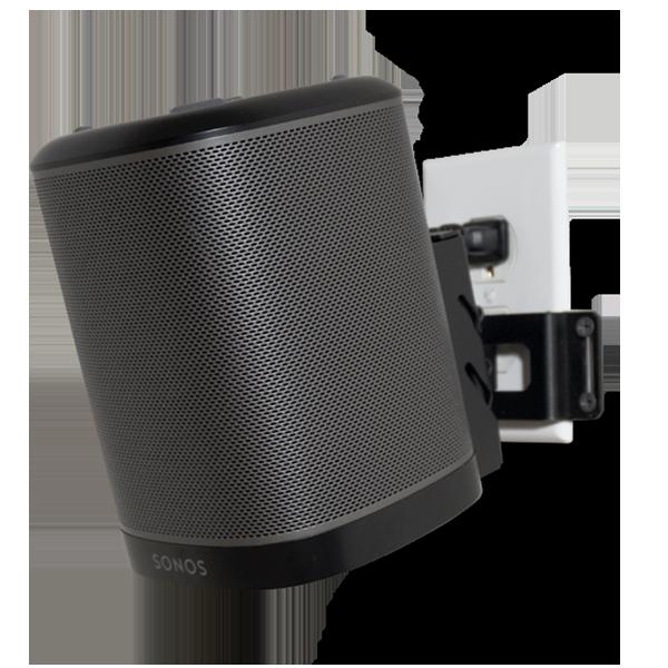 Sonos Mounting Brackets  Sonos, Sonos wall mount, Sonos play