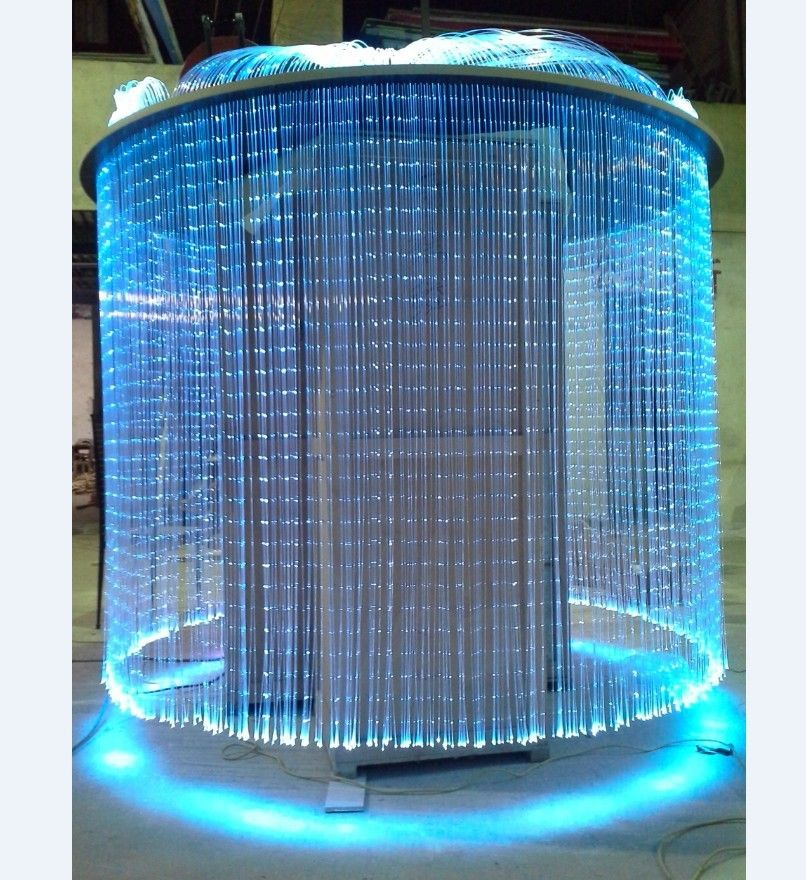 Cheap Coil Cuff Buy Quality Relay Directly From China Light Knife Suppliers Side Glow Sparkle Fiber Optic Strands For Curtain