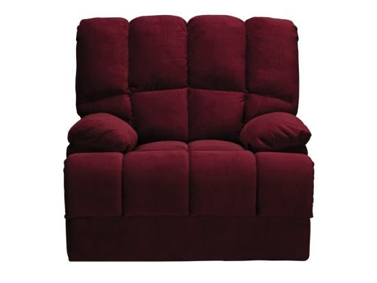 Charmant #valuecitypintowin Boston Burgundy Recliner   Value City Furniture