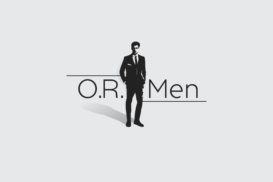 Create A Stylish Modern Men S Fashion Logo For O R Men By